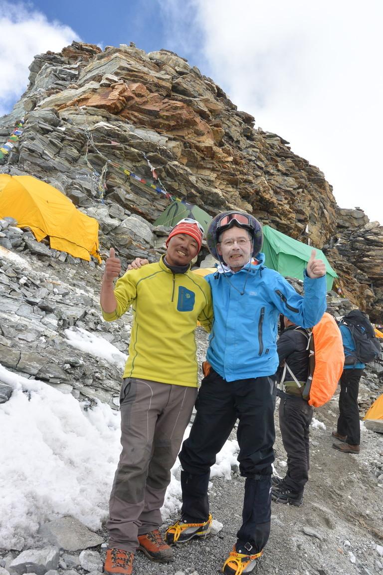 """2019年 『ヒマラヤピークトレッキング  2. メラピーク』 May 2019 \""""Himalaya Peak Trekking  2. Mera Peak\""""_c0219616_06413952.jpg"""