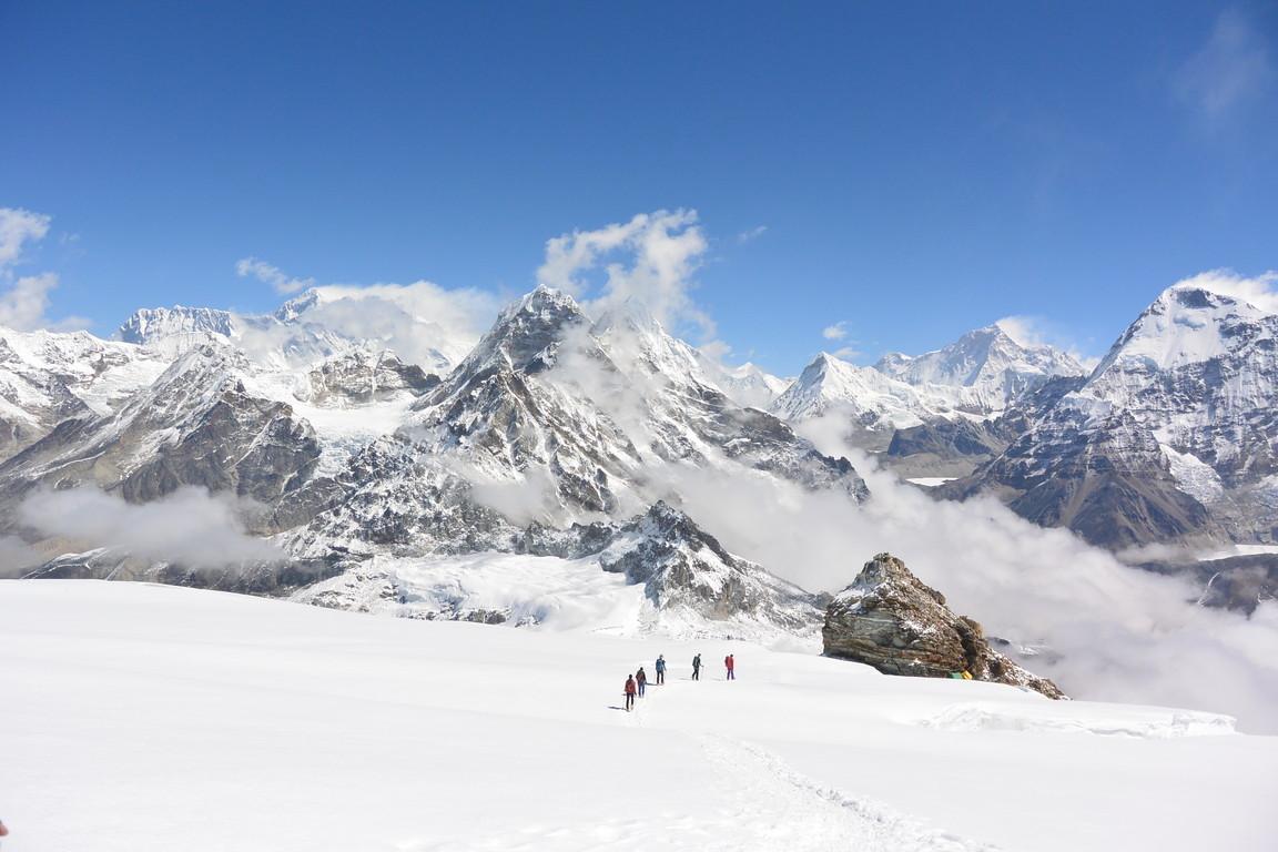 """2019年 『ヒマラヤピークトレッキング  2. メラピーク』 May 2019 \""""Himalaya Peak Trekking  2. Mera Peak\""""_c0219616_06413962.jpg"""