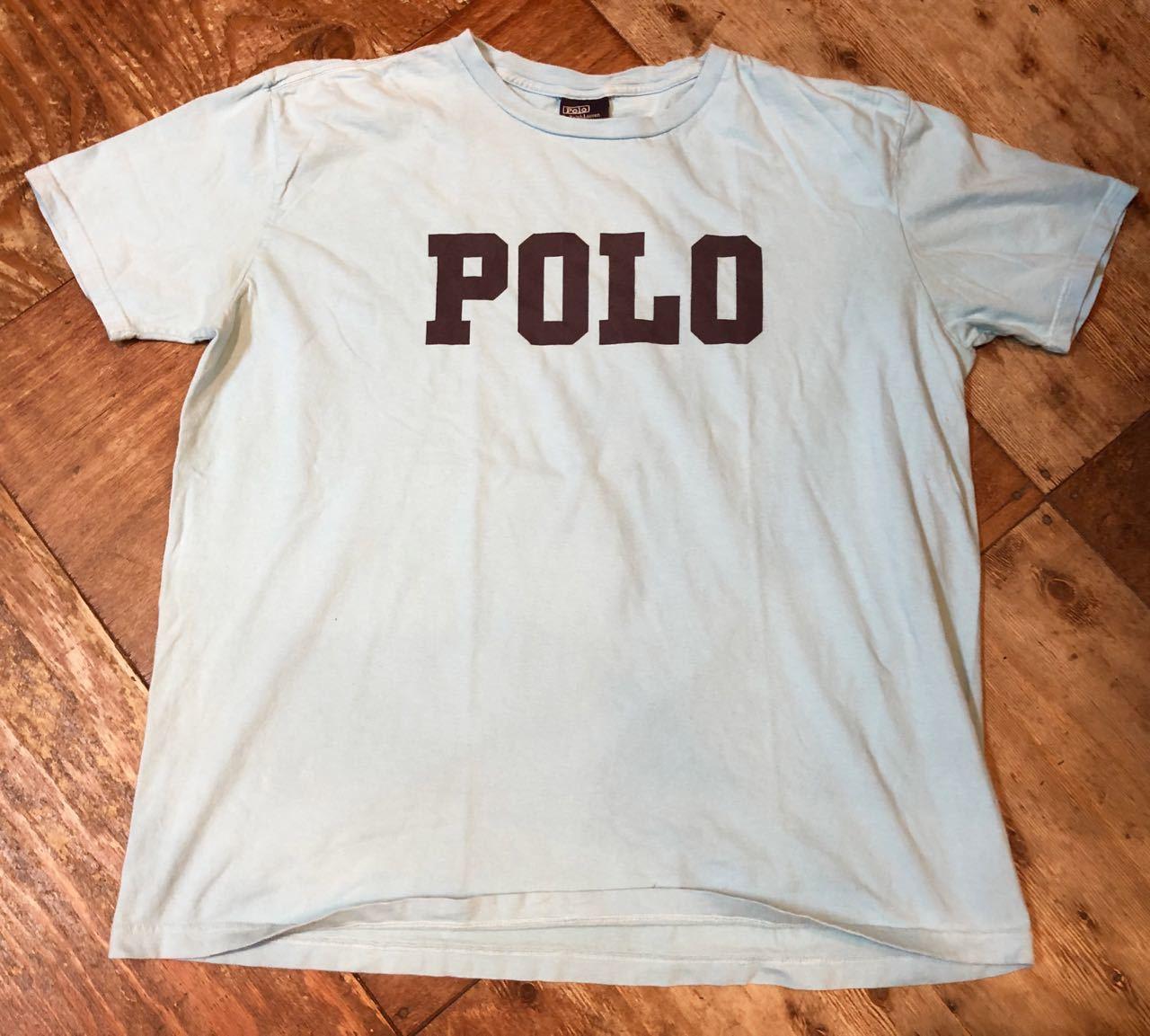 6月3日(月)入荷!POLO ラルフローレン Tシャツ!_c0144020_13193647.jpg