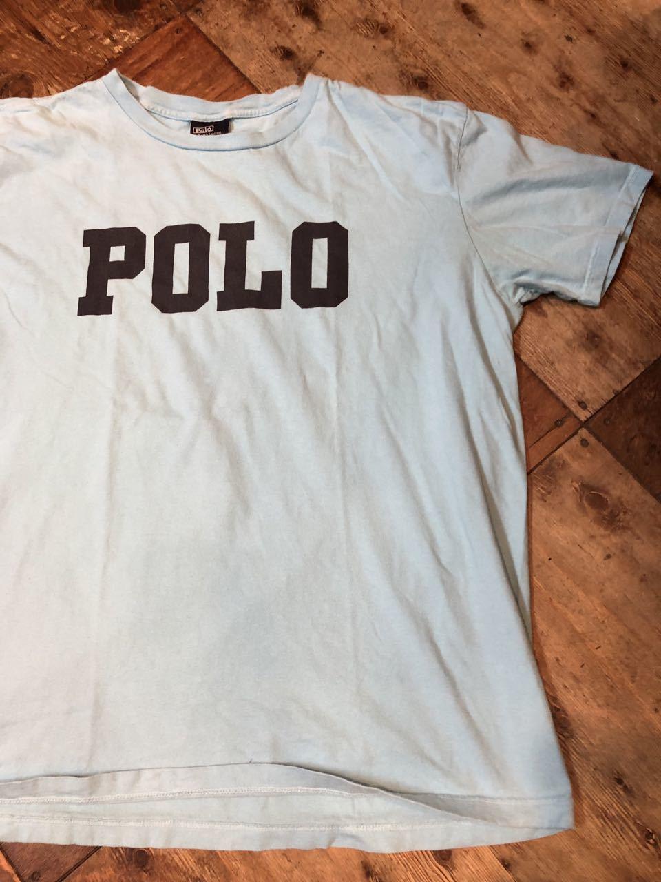 6月3日(月)入荷!POLO ラルフローレン Tシャツ!_c0144020_13193825.jpg