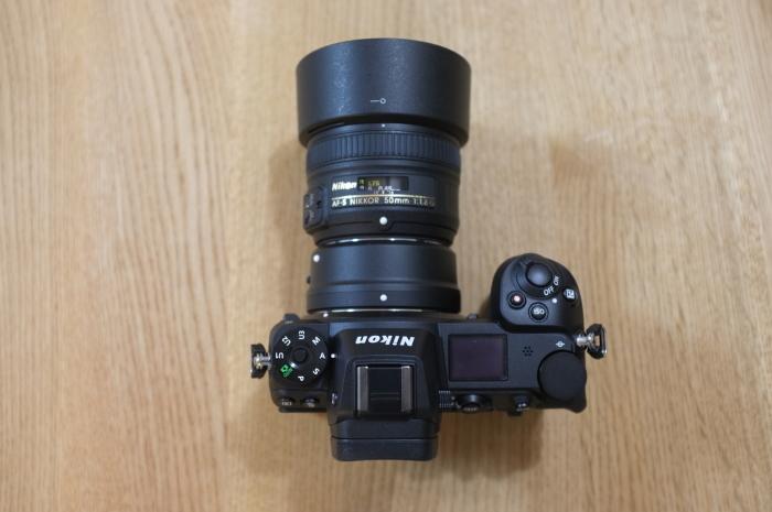 scene1491:Nikon Z6 思ったよりカッコ良かった。_e0253132_21581445.jpg