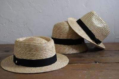 6/3 田中帽子店 麦わら帽子入荷しました_f0325437_16111782.jpg