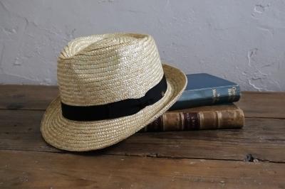 6/3 田中帽子店 麦わら帽子入荷しました_f0325437_16113448.jpg