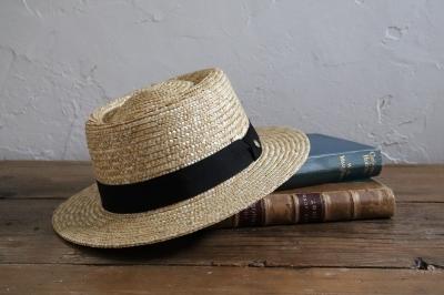 6/3 田中帽子店 麦わら帽子入荷しました_f0325437_16120046.jpg
