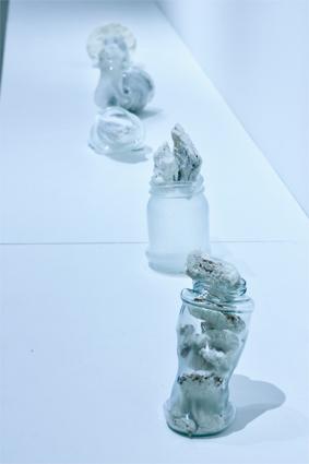 「 宮部友宏新作展 土と水とガラスと植物 」 ~ LIFE DESIGN STUDIO 6月展_d0217944_11043088.jpg