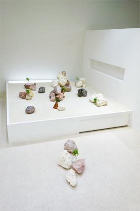 「 宮部友宏新作展 土と水とガラスと植物 」 ~ LIFE DESIGN STUDIO 6月展_d0217944_13562059.jpg