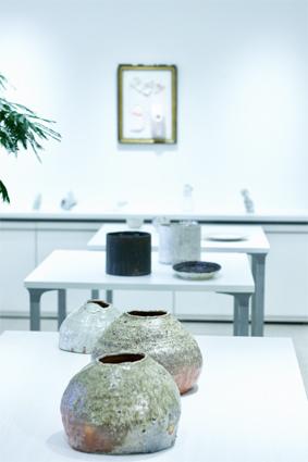 「 宮部友宏新作展 土と水とガラスと植物 」 ~ LIFE DESIGN STUDIO 6月展_d0217944_14111394.jpg