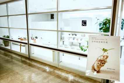 「 宮部友宏新作展 土と水とガラスと植物 」 ~ LIFE DESIGN STUDIO 6月展_d0217944_14111724.jpg