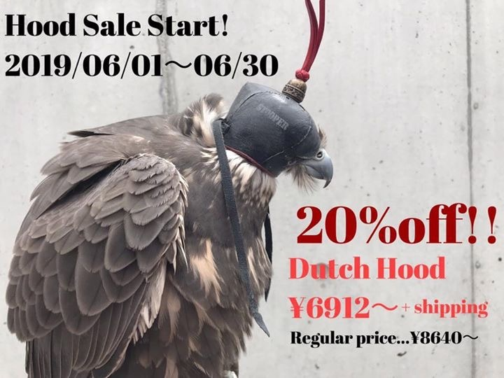 【令和記念 SALE 第2弾!STOOPER Dutch hood sale!! 】_c0132048_12571649.jpeg
