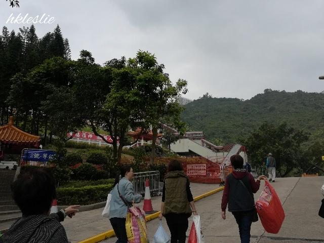 沙田 寶福山へ_b0248150_11004629.jpg