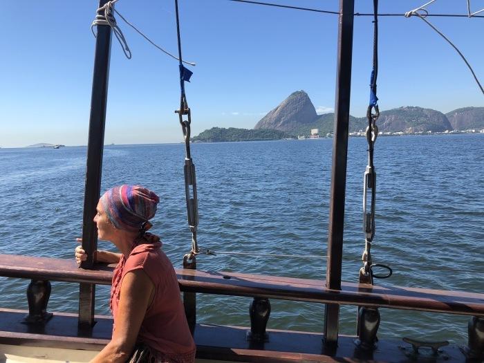 中南米の旅/50 グアナバラ湾クルージング♪@リオ・デ・ジャネイロ_a0092659_10583001.jpg