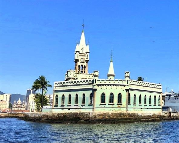 中南米の旅/50 グアナバラ湾クルージング♪@リオ・デ・ジャネイロ_a0092659_11272468.jpg