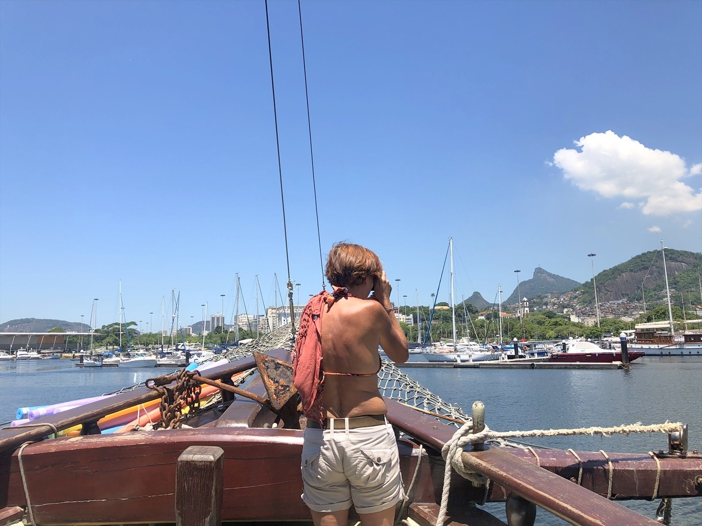 中南米の旅/50 グアナバラ湾クルージング♪@リオ・デ・ジャネイロ_a0092659_23214637.jpg