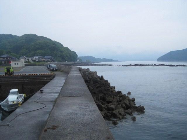 日曜日は熊本県天草市倉岳へクロ釣りに行く_a0278866_926244.jpg