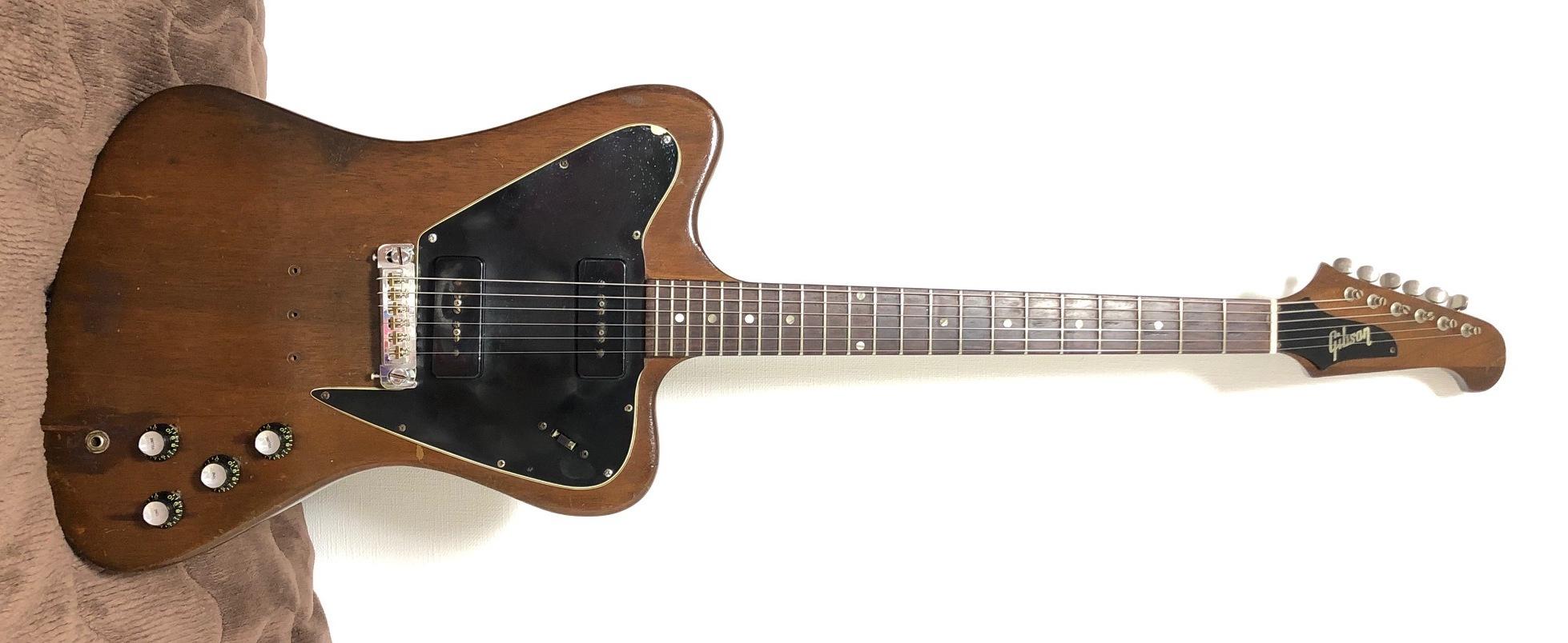 """Gibson """"firebird non-reverse(1967年)""""_e0052576_00502240.jpg"""