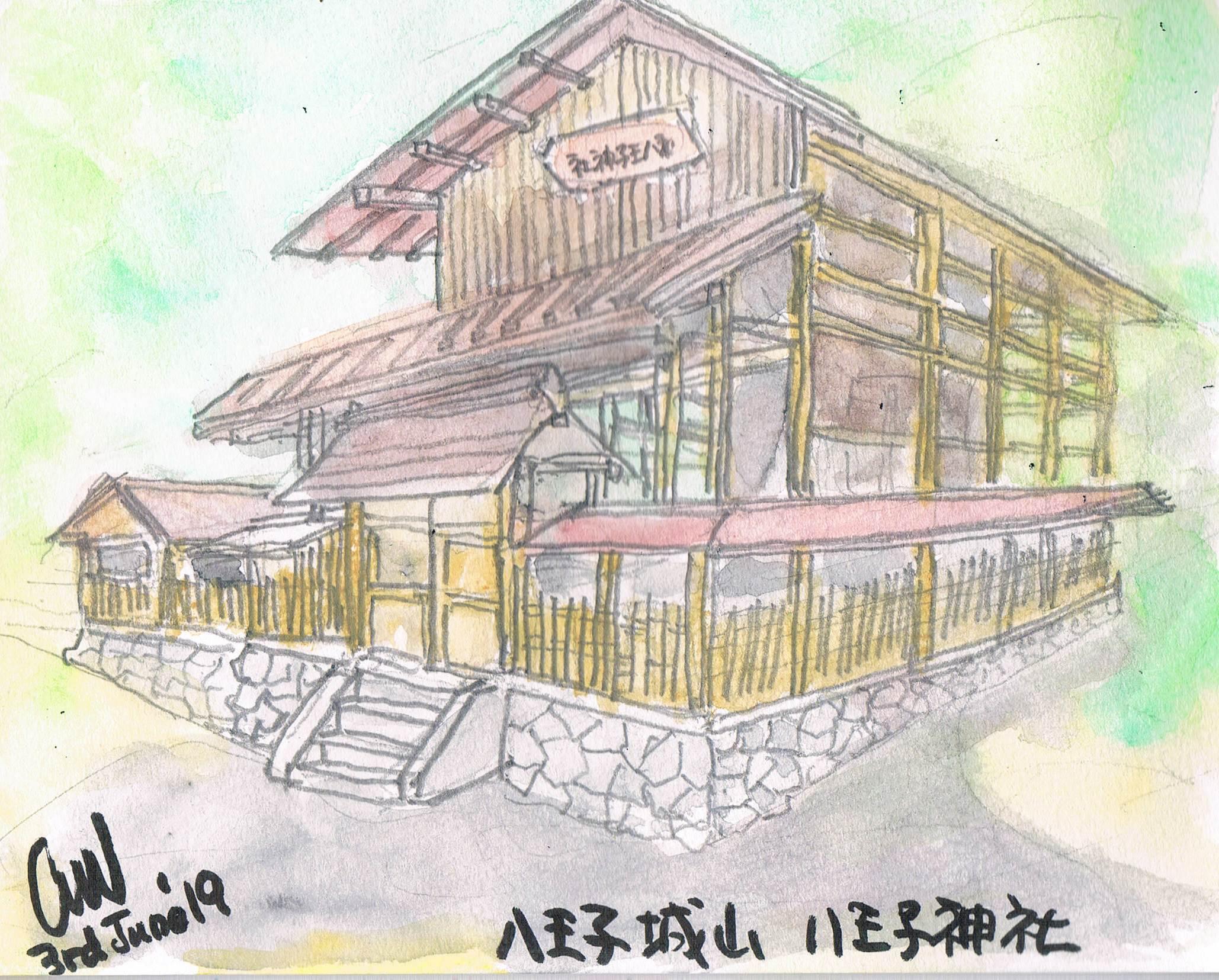 八王子城山・八王子神社_e0232277_11142973.jpg