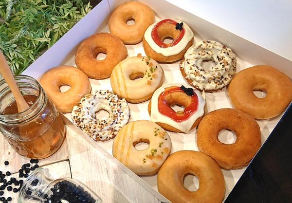 【新作発表会】クリスピー・クリーム・ドーナツ『Good-day,Good-doughnuts!』【一足お先に!】_d0272182_08330590.jpg