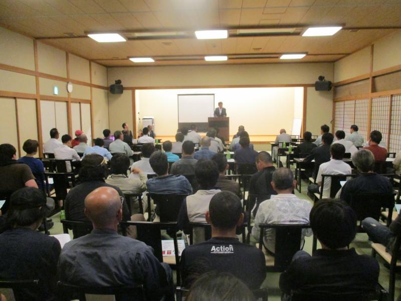 安全衛生大会を開催しました!_b0254686_17391280.jpg