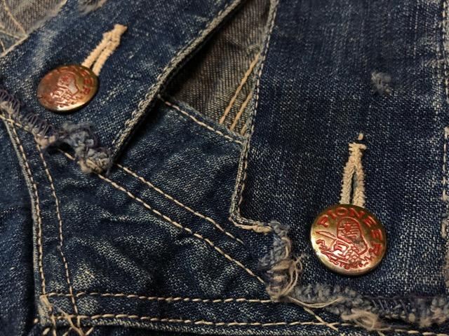 """6月5日(水)マグネッツ大阪店ヴィンテージ入荷!!#3  VintageWork編Part2 \""""Lowback & Apron\""""!! MONTGOMERY WARD & PAY・DAY!!_c0078587_1323399.jpg"""