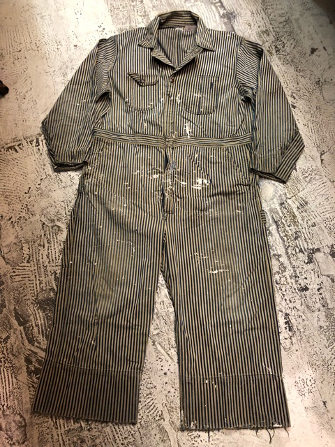 "6月5日(水)マグネッツ大阪店ヴィンテージ入荷!!#4  VintageWork編Part3 ""Hickory & Painter\""!! CANTBUST\'EM & SUPER BIG MAC!!_c0078587_1410296.jpg"
