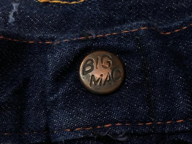 """6月5日(水)マグネッツ大阪店ヴィンテージ入荷!!#4  VintageWork編Part3 \""""Hickory & Painter\""""!! CANTBUST\'EM & SUPER BIG MAC!!_c0078587_14224221.jpg"""