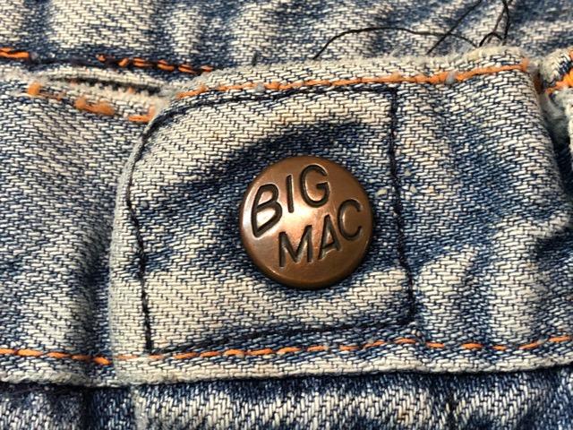 """6月5日(水)マグネッツ大阪店ヴィンテージ入荷!!#4  VintageWork編Part3 \""""Hickory & Painter\""""!! CANTBUST\'EM & SUPER BIG MAC!!_c0078587_1424599.jpg"""