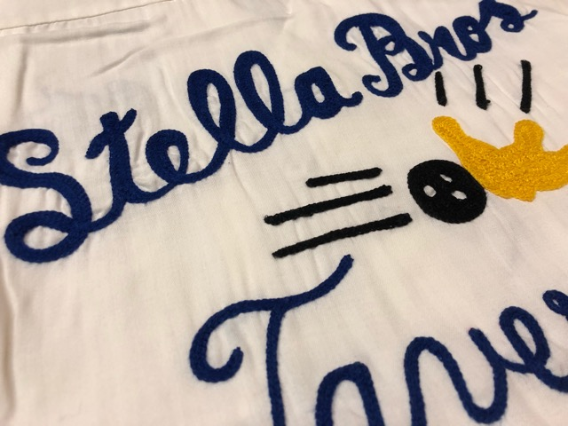 6月5日(水)マグネッツ大阪店ヴィンテージ入荷!!#6 RayonBowlingShirt & BaseBall編!! KingLouie & CanvasLeatherBaseballBag!!_c0078587_17574771.jpg