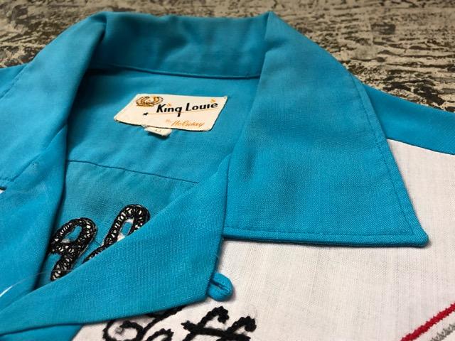 6月5日(水)マグネッツ大阪店ヴィンテージ入荷!!#6 RayonBowlingShirt & BaseBall編!! KingLouie & CanvasLeatherBaseballBag!!_c0078587_18102031.jpg