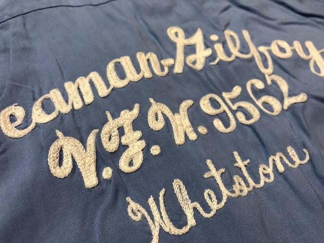 6月5日(水)マグネッツ大阪店ヴィンテージ入荷!!#6 RayonBowlingShirt & BaseBall編!! KingLouie & CanvasLeatherBaseballBag!!_c0078587_185227.jpg