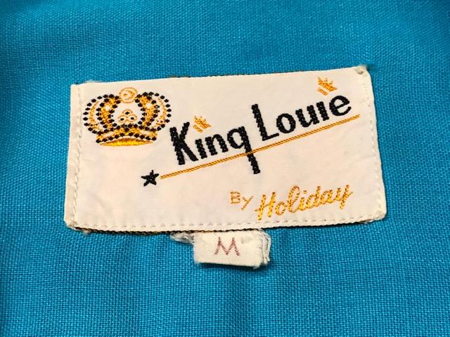 6月5日(水)マグネッツ大阪店ヴィンテージ入荷!!#6 RayonBowlingShirt & BaseBall編!! KingLouie & CanvasLeatherBaseballBag!!_c0078587_1895968.jpg