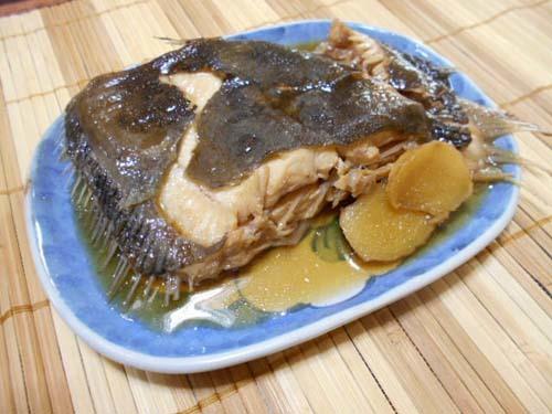 肉団子と野菜の甘酢あん&ババカレイの煮付け_f0019498_16024658.jpg