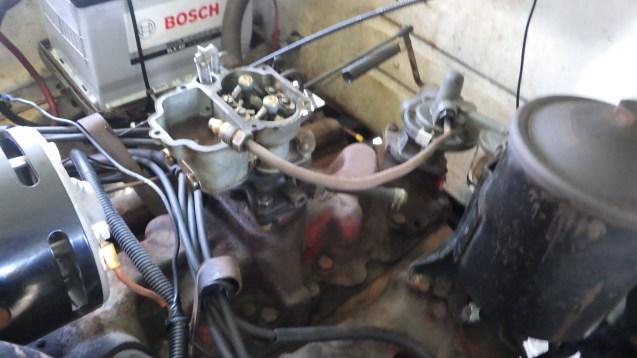 フォードF-1トラック到着_e0406102_16291942.jpg