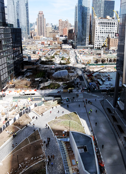 NYの新名所、ヴェッセルからみた外の景色_b0007805_00303846.jpg