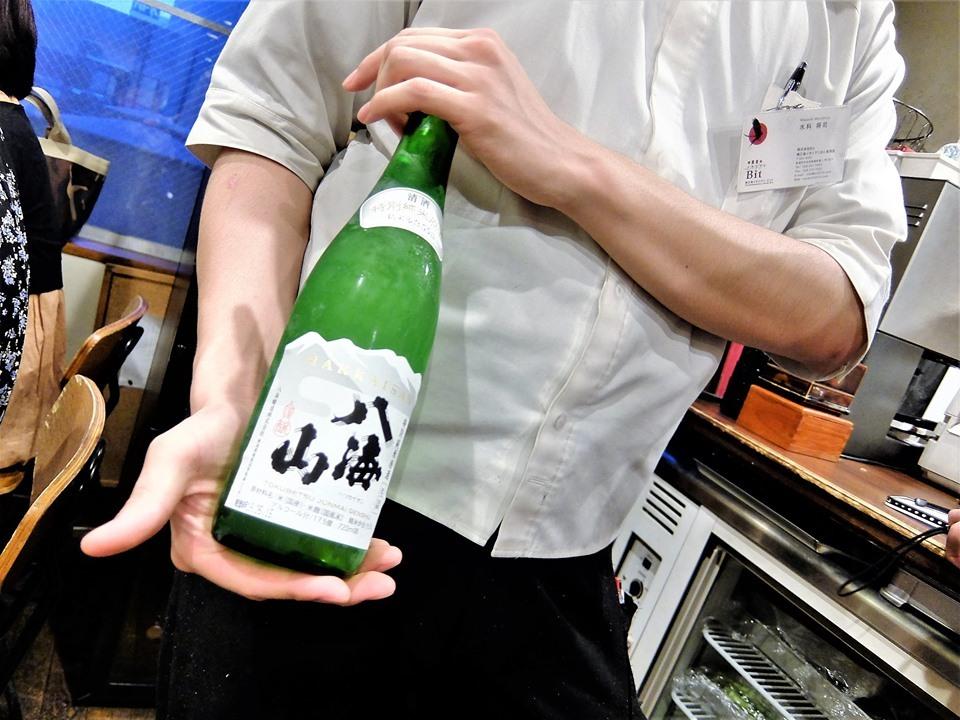 八海山特別純米10周年を勝手に祝う会_a0126418_17100312.jpg