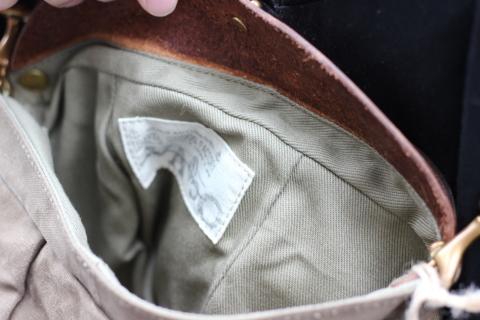"「VASCO」キャスケッドをバッグに \""CAS BAG\"" ご紹介_f0191324_07403356.jpg"