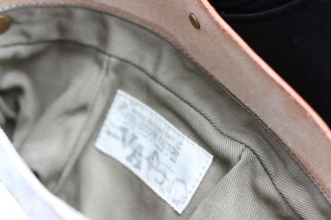 "「VASCO」キャスケッドをバッグに \""CAS BAG\"" ご紹介_f0191324_07411893.jpg"