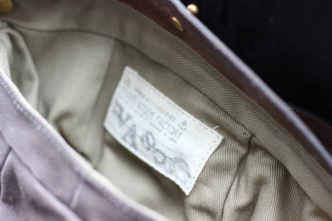 "「VASCO」キャスケッドをバッグに \""CAS BAG\"" ご紹介_f0191324_07422423.jpg"