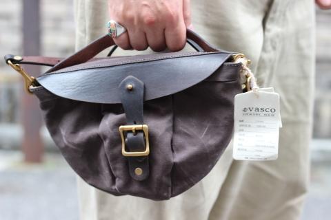 "「VASCO」キャスケッドをバッグに \""CAS BAG\"" ご紹介_f0191324_07424059.jpg"