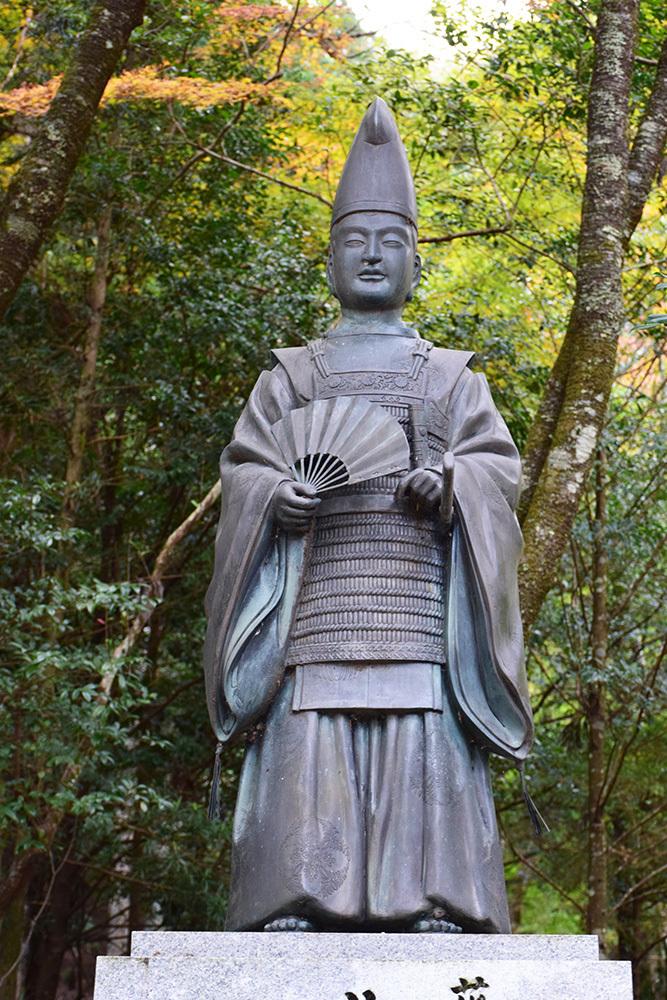 室町時代の庭園が残る多気北畠氏城館跡を訪ねて。<前編> 北畠神社_e0158128_11584907.jpg