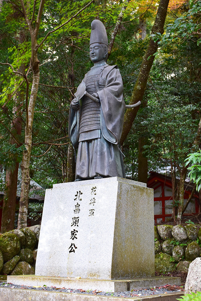 室町時代の庭園が残る多気北畠氏城館跡を訪ねて。<前編> 北畠神社_e0158128_11585222.jpg