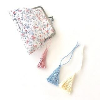 「手縫いで作るがま口作り」ワークショップ@mf collection gallery・・・♪_f0168730_19415080.jpg
