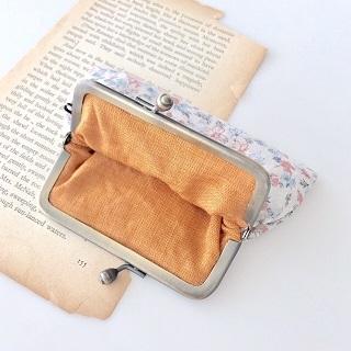 「手縫いで作るがま口作り」ワークショップ@mf collection gallery・・・♪_f0168730_19415642.jpg