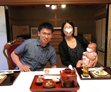 孫の食べ初め・音戸山山荘・畑善さんへ。_f0181251_11411917.jpg