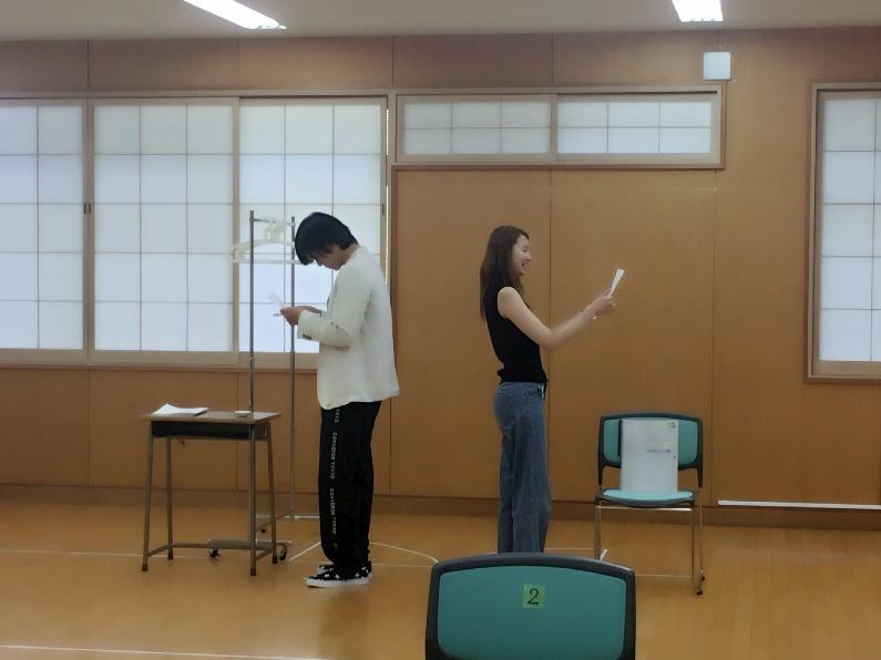 稽古場レポートー廣瀬智紀×戸松遥ー_f0236356_22434185.jpg