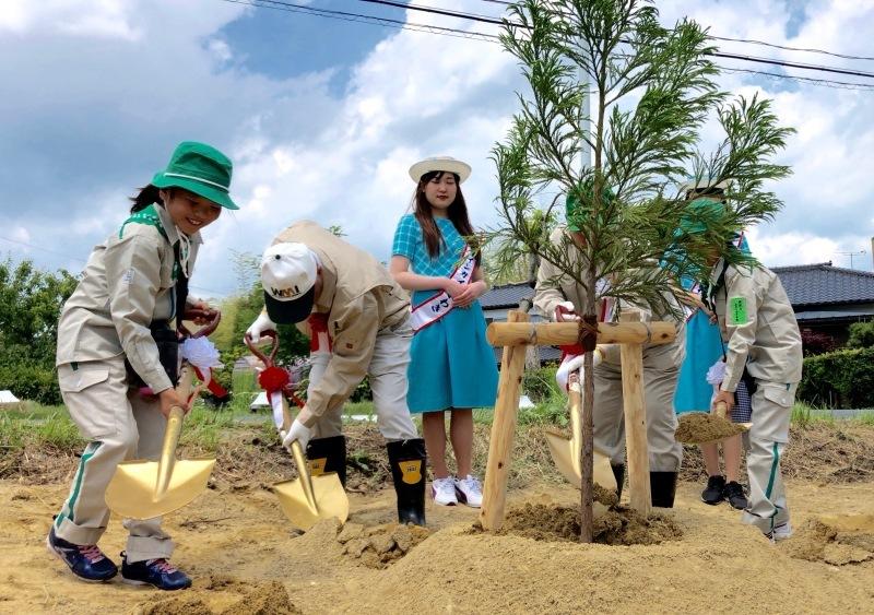 2019.6.1 第47回いわき市植樹祭_a0255967_09503003.jpg