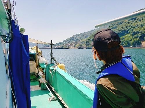 【二神です】豊浜水産祭りに行ってたんです。_e0175370_16325526.jpg