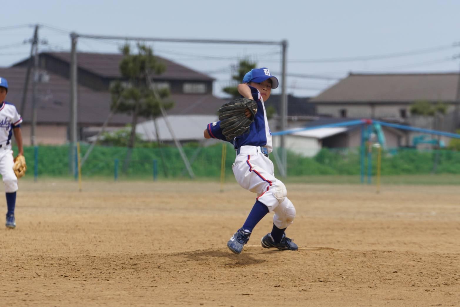 6月2日 スポ少B大会結果です! vs和島ベースボールクラブさん_b0095176_15482195.jpeg