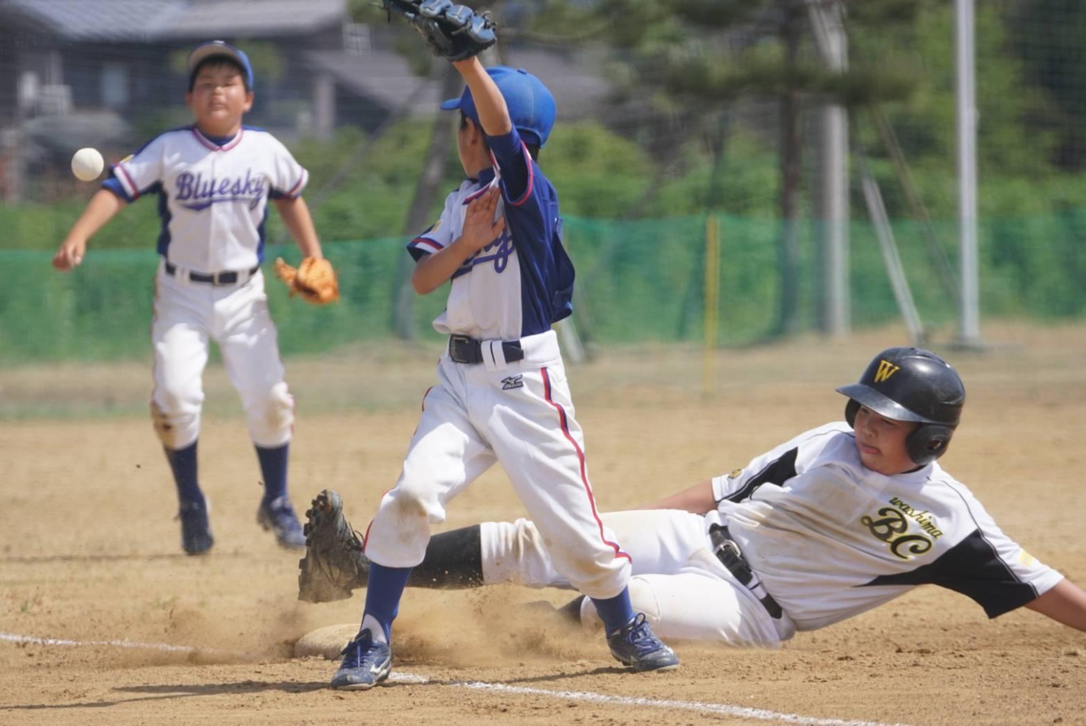 6月2日 スポ少B大会結果です! vs和島ベースボールクラブさん_b0095176_15483180.jpeg