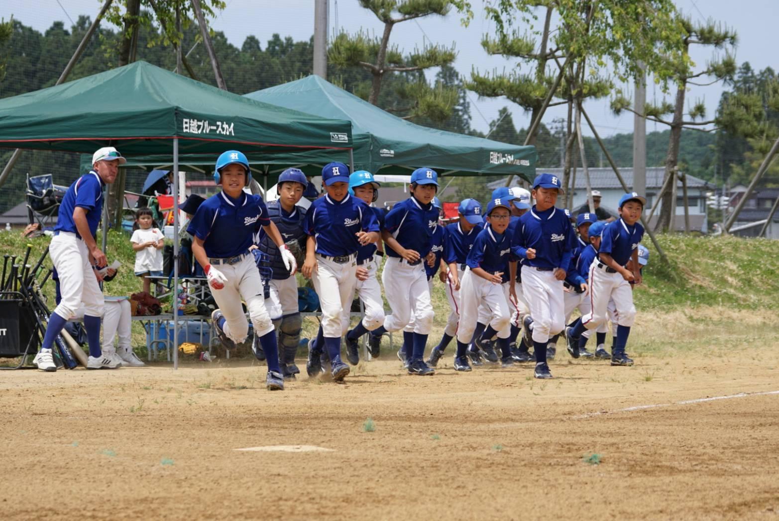 6月2日 スポ少B大会結果です! vs和島ベースボールクラブさん_b0095176_15484997.jpeg
