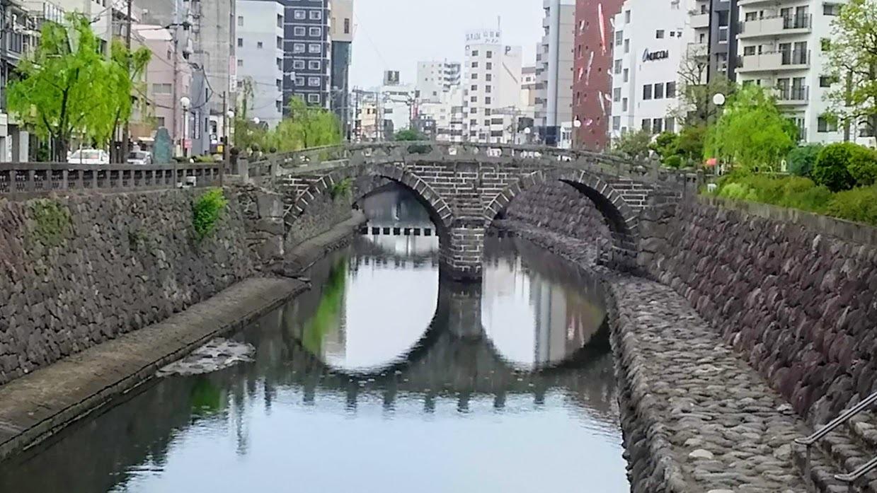 九州旅行8日目 長崎 長崎歴史文化博物館 眼鏡橋_a0052080_22134761.jpg